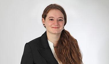 CONSENSE Team — Portrait von DI BSc Astrid Pietschnig