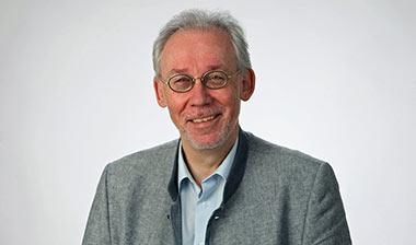 CONSENSE Team — Portrait von Bmst. Ing. Harald Summer