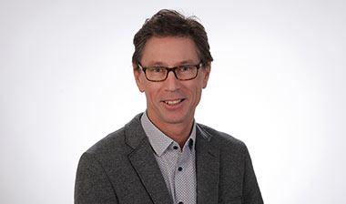 CONSENSE Team — Portrait von DI Dr. Reinhold Lindner